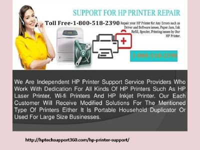 Here  Ways To 1-800-518-2390 Hp Printer Support Number