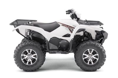 2018 Yamaha Grizzly EPS Utility ATVs Elyria, OH