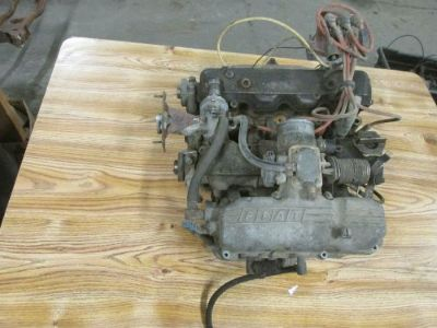 Find Fiat 2000 Spyder, Complete Cylinder Head w/ Intake & Exhaust Manifolds, !! motorcycle in Kansas City, Missouri, United States, for US $459.99