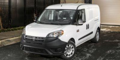 2018 RAM ProMaster City Cargo Van Tradesman (Bright White)