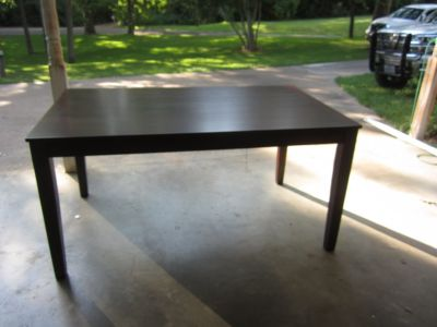Dining Table/Brand New