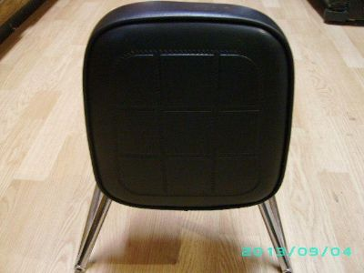 Purchase NOS YAMAHA XS 650 750 1100 ? PADDED BACKREST WITH POUCH motorcycle in Ottawa, Illinois, US, for US $39.99