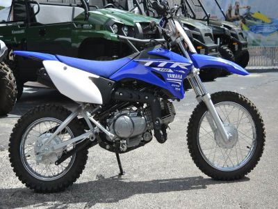 2018 Yamaha TT-R110E Motorcycle Off Road Clearwater, FL