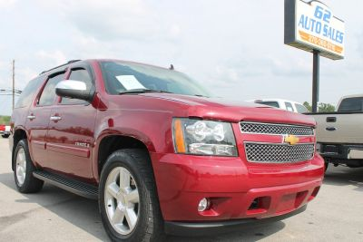 2007 Chevy Tahoe LTZ 4X4 Fully Loaded #10698