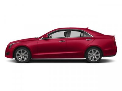 2014 Cadillac ATS 2.0T Luxury (Red Obsession Tintcoat)