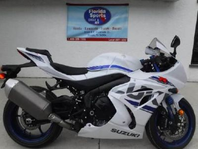 2018 Suzuki GSX-R1000R Supersport Stuart, FL