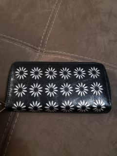 Brand New With Tags! Wallet Clutch Purse