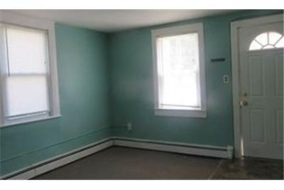 One bedroom unit with living room, kitchen and bath.