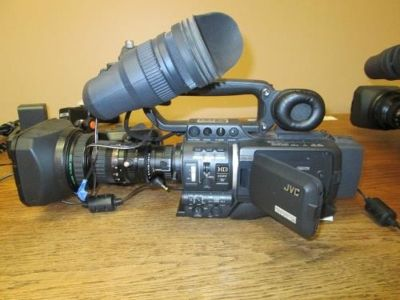 JVC Pro Hd Video Camera