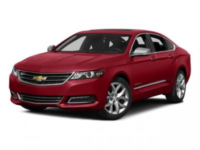 2015 Chevrolet Impala LTZ (Ashen Gray Metallic)