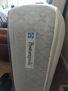 FREE Sealy twin bed