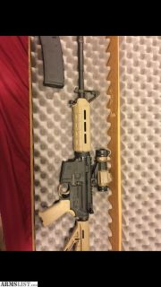For Sale/Trade: Palmetto State Armory Ar-15 With Vortex Strike Fire