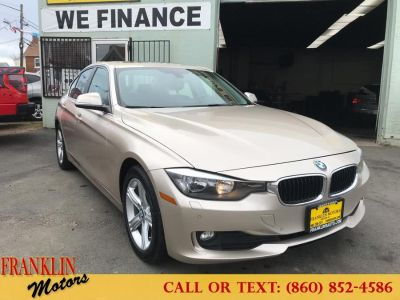 2015 BMW 3-Series 4dr Sdn 328d xDrive AWD (Tan)