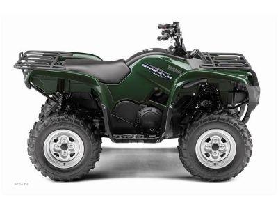 2011 Yamaha Grizzly 550 FI Auto. 4x4 EPS ATV Utility ATVs Boise, ID
