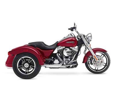 2016 Harley-Davidson Freewheeler Trikes Richmond, IN