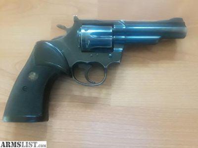 For Sale: .357 Magnum Colt Trooper Mark III