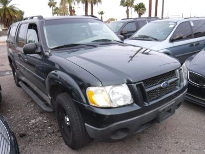 2004 Ford Explorer with Camper Shell-Arizona Select Rides Ready to own
