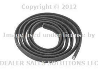 Find Porsche 911 964 993 OEM Sunroof Seal weatherstrip FRONT (velvet strip) motorcycle in Lake Mary, Florida, US, for US $39.49