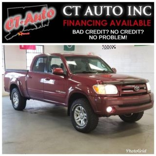 2006 Toyota Tundra Limited (Salsa Red Pearl)
