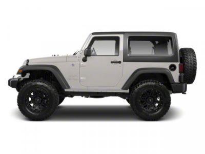 2010 Jeep Wrangler Sport (Stone White)