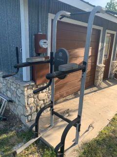 Golds gym workout tower make offer
