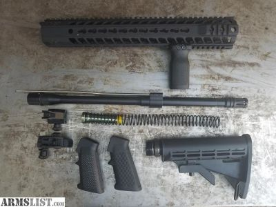 For Sale/Trade: Ar15 parts for sale, and parts I'm looking for