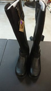 Women's Harley Davidson Leather Boots