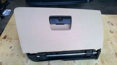 Purchase BMW E90 E91 3 SERIES TAN BEIGE DASH GLOVE BOX GLOVEBOX STORAGE 51169110541 motorcycle in Mesquite, Texas, United States, for US $30.00