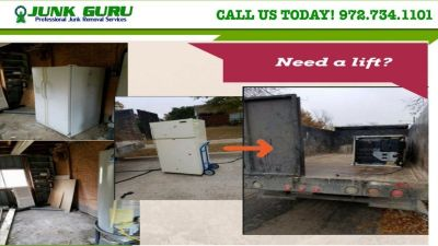 All Types of Junk Removal Services in Frisco