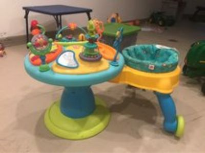 Activity Table/Seat