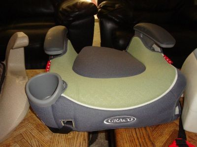 Auto/Car Booster Seats, two, and child's Little Tikes Step Stool
