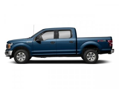 2018 Ford F-150 XLT (Lightning Blue)