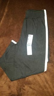 NWT boys 3T athletic jersey pants