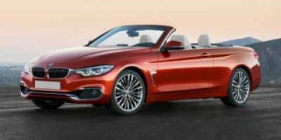 2019 BMW 4 Series 430i xDrive (White Metallic)