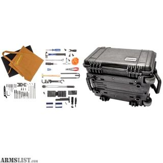 For Sale: Gun box tools AR-15_M16 and 9mm Baretta Premium Armorer's Kit BROWNELLS ARMORER'S KIT