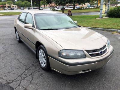 2003 Chevrolet Impala Base (Bronzemist Metallic)