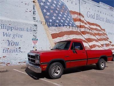 1993 Dodge 1/2-Ton Pickup