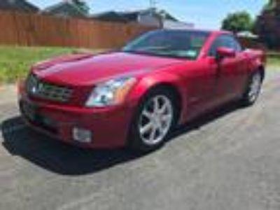2005 Cadillac XLR Convertible Red Hot Pristine