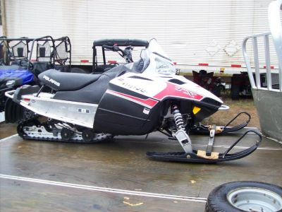 2012 Polaris 600 IQ Shift ES Trail Sport Snowmobiles Wisconsin Rapids, WI
