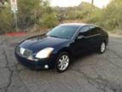 Automatic Nissan Maxima from 2006