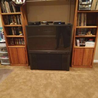 """Mitsubishi 55"""" HD TV"""