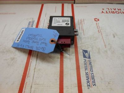 Purchase 06-08 BMW X6 X5 fuel pump relay 16147169960 7169960 OF0484 motorcycle in Monroe, Georgia, United States, for US $35.00