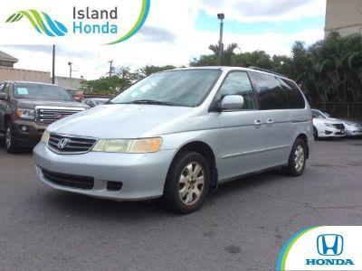 2004 Honda Odyssey EX (SILVER)