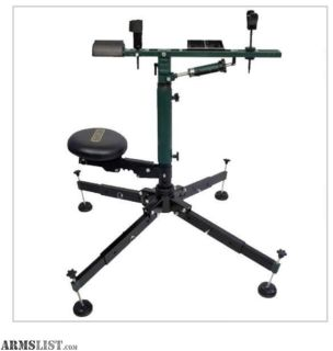 For Sale: RCBS shooting system/ Mobile precision shooting rest