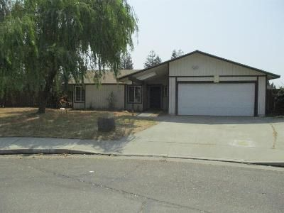 4 Bed 2 Bath Foreclosure Property in Kerman, CA 93630 - W Sunset Ave
