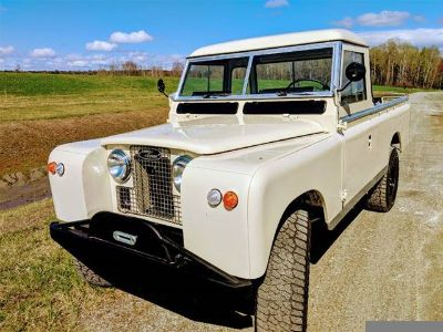 1967 Land Rover Series 2A 109 Pickup Truck