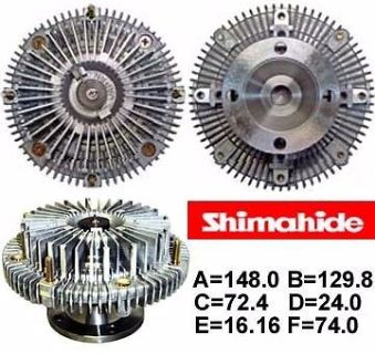 Buy FITS 93-00 TOYOTA SUPRA LEXUS GS300 SC300 3.0L FAN CLUTCH SHIMAHIDE NEW motorcycle in Paramount, California, United States, for US $100.25