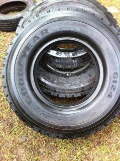 Goodyear 9.00r20 tires NEW