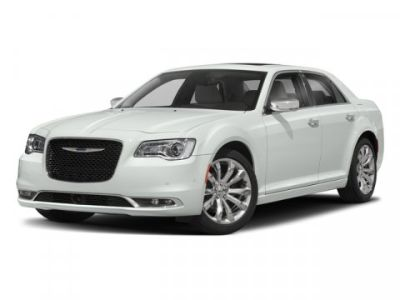 2018 Chrysler 300 Base (Bright White Clearcoat)