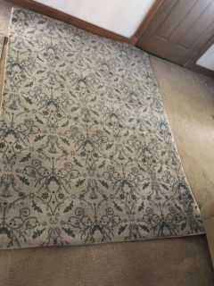2 Large area rugs 12x15.